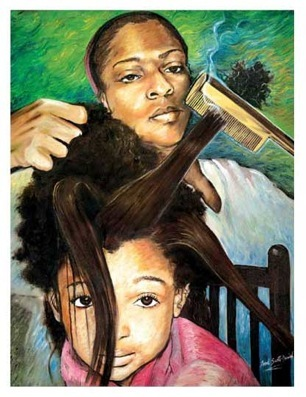 The Challenges Of Black Hair