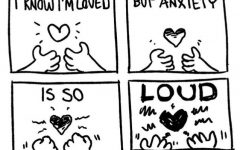 Anxiety and Depression Is a Real Issue