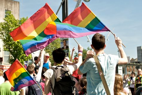 Students Share Stories On National Coming Out Day