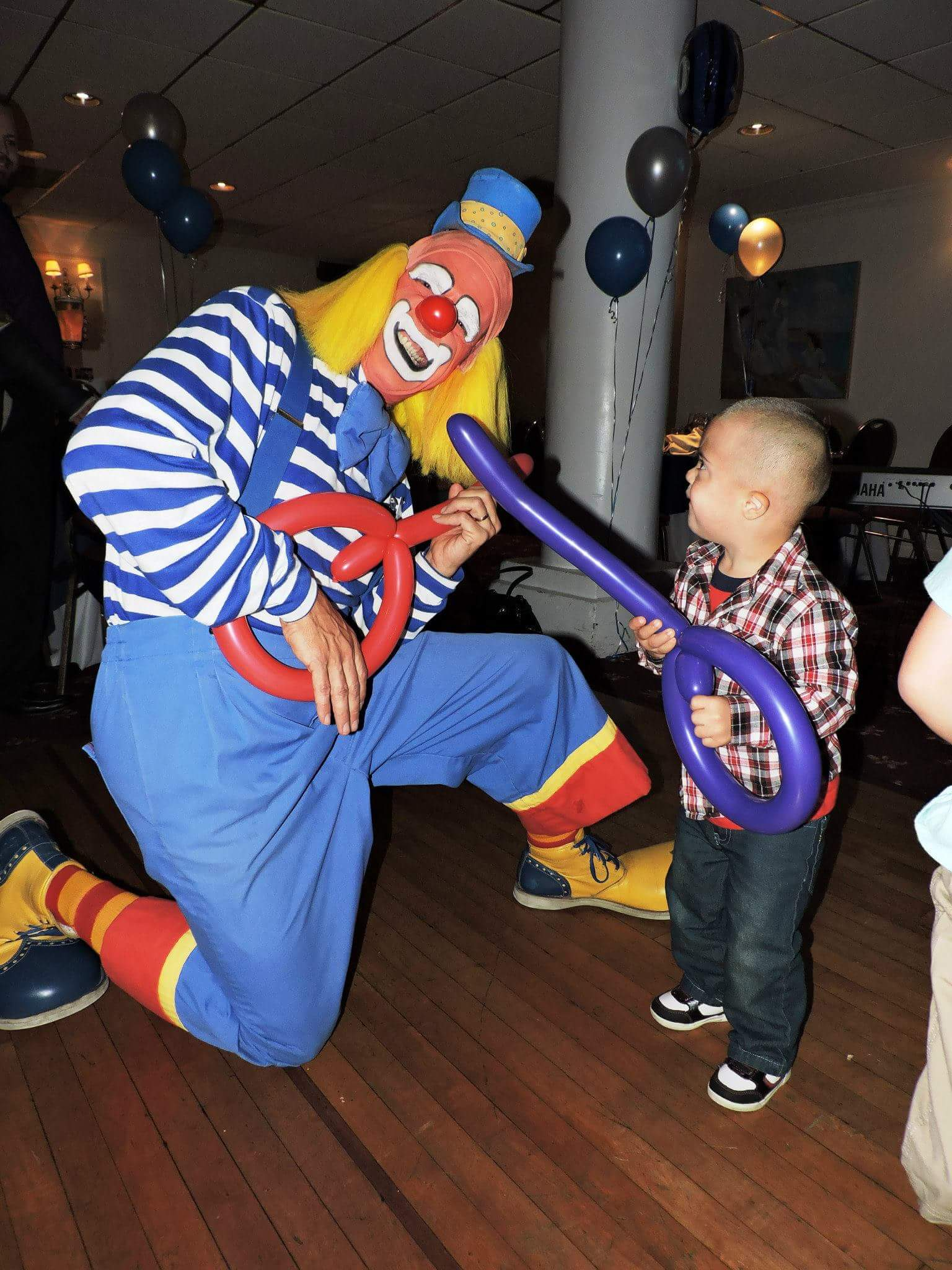 The Impact | Clown Takeover Blows Over Halloween