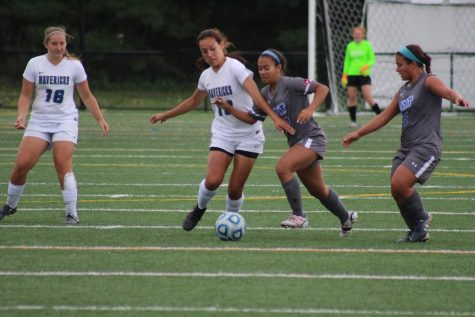 Escala Returns To Squad; Team Falls in ECC Semis, 2-0
