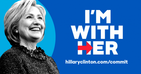 It went from #ImWithHer to #ImStillWithHer