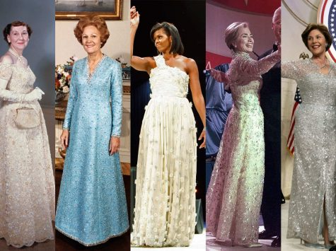 Most Memorial Inaugurals Gowns