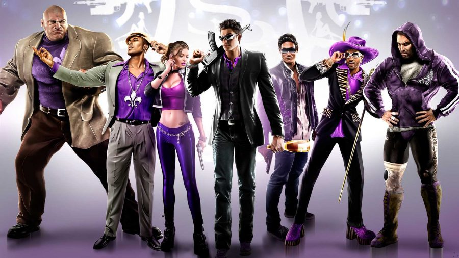 Saints Row Shifts Over Time