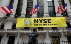 Snapchat Cashes In With IPO