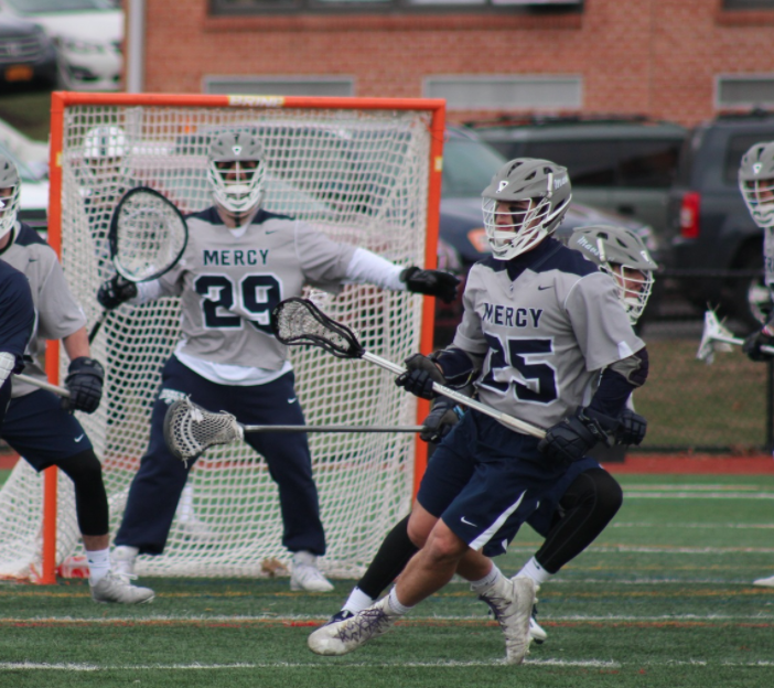 UPDATED: Men's Lacrosse Win First Ever ECC Playoff Game; Lose 9-8 In Championship Game OT