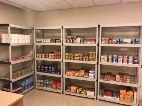 Mercy College Launches Food Pantry to Prevent Hunger Among Students