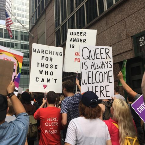 Voices Raised from Stonewall to Trump World Tower