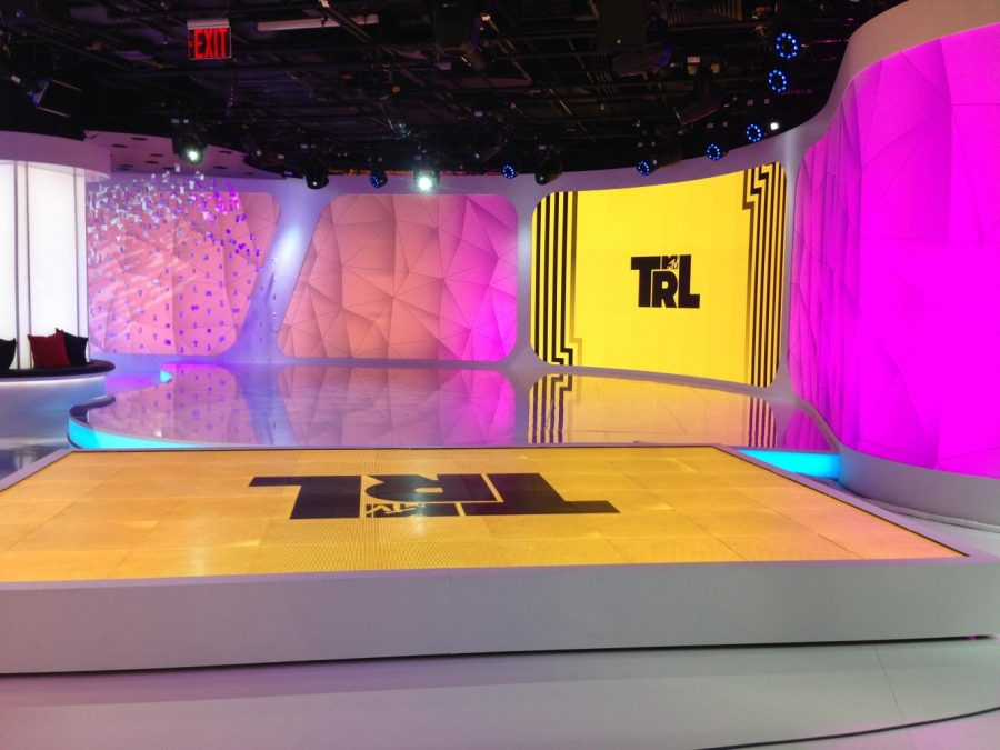 MTV+Brings+Back+TRL