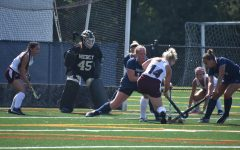Field Hockey's Amell is Making Saves On and Off the Field