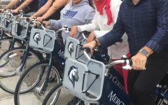 Joy Ride To Town Safely Using New Gotcha Bike