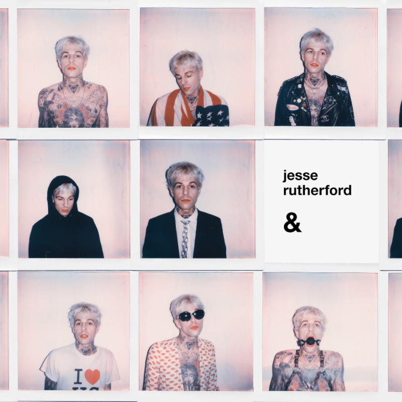 Jesse Rutherford's Debut Solo Album '&' is Here