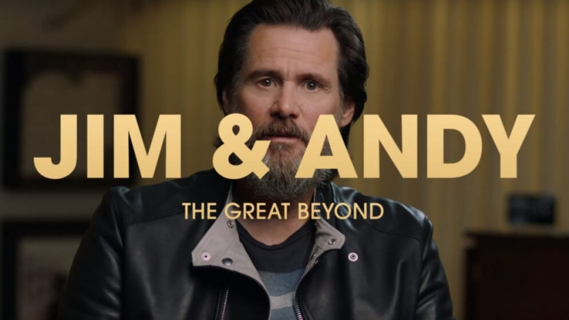 Examine+%22The+Great+Beyond%22+With+Jim+Carrey