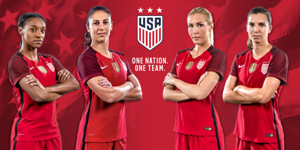 Women's Soccer Still Fighting For Respect As Equal Pay is Denied