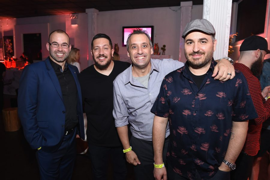 'Impractical Jokers' Vulcano Transforms Lecture Hall Into Comedy Club