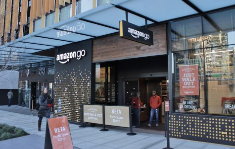 Amazon Go Predicts The Future of Shopping
