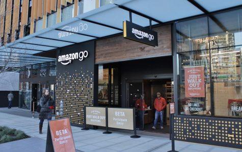 Amazon Go Predicts The Future of Shopping