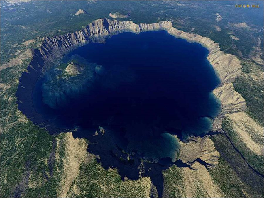 Crater+Lake
