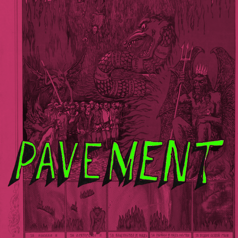 A Word That Rhymes With Pavement
