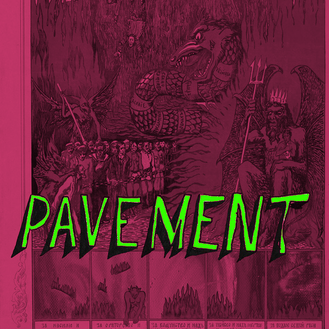 A Word That Rhymes With Pavement – The Impact