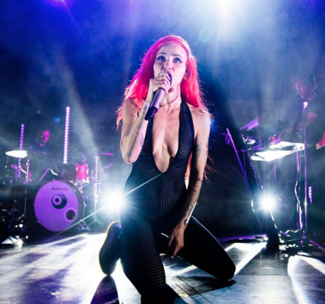 Lights Brings 'Skin&Earth' to Life at Irving Plaza