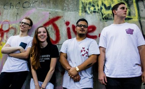 The Everafter Brings Pop-Punk and Personality to Mercy College