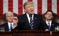Trump's State of the Union Address Divides Students