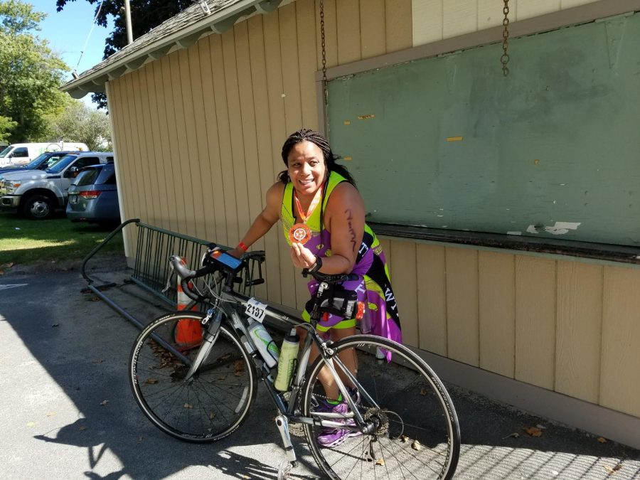 Biking for a Cure