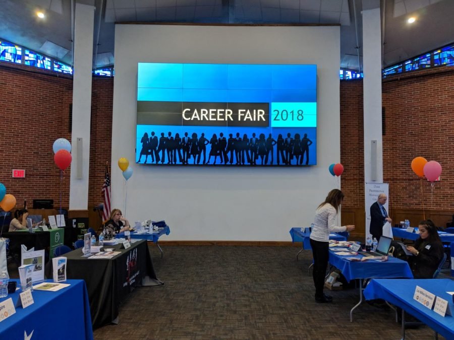 Help Wanted: Job Fair Needs More Jobs