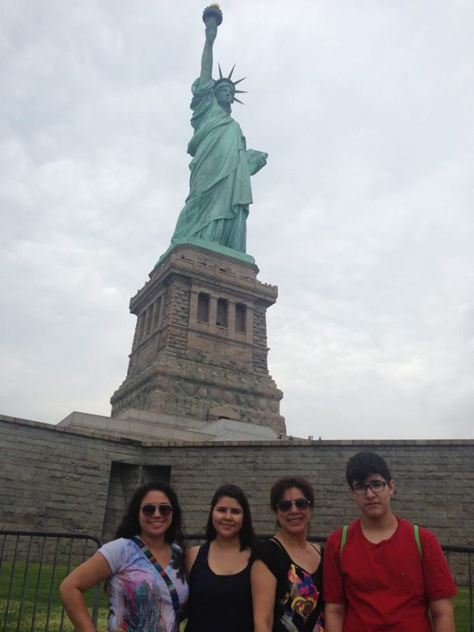 Journey to the Top of the Statue of Liberty