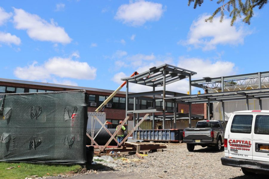 Construction Takes Over  Victory, Athletics