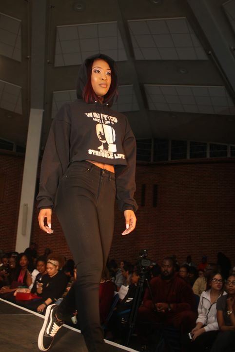 Fashion Show Struts It's Stuff At Mercy College