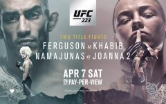 Sorrow's of a Fight Fan Part 1: The Madness that was UFC 223