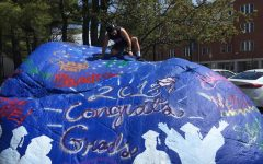 Seniors Leave Their Mark Before Graduating Mercy College