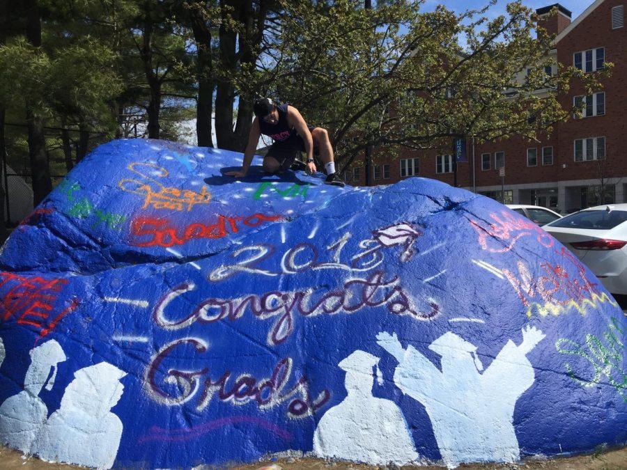 Seniors Leave Their Mark Before Graduating Mercy College