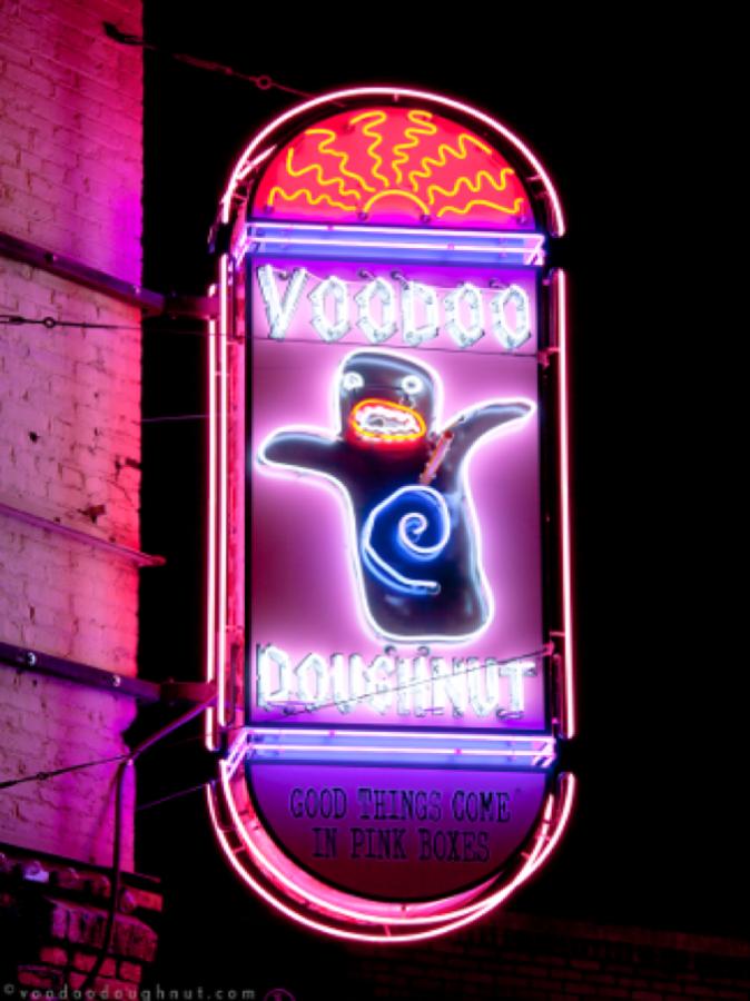 Voodoo+Doughnuts