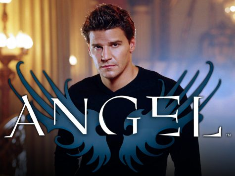 """ANGEL""  Pictured: David Boreanaz as Angel  Credit: The WB/Frank Ockenfels"
