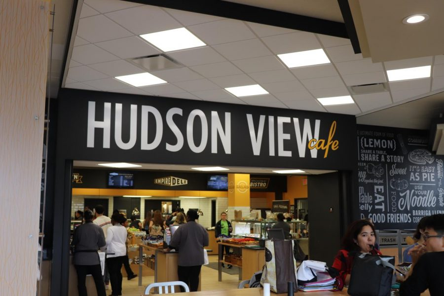 Students+React+Well+to+Renovations+Within+the+Hudson+View+Caf%C3%A9