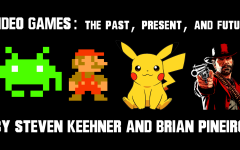 Video Games: The Past, Present, and Future