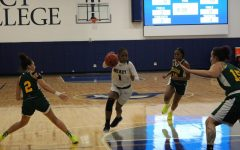 Women's Basketball Victorious in Home Opener