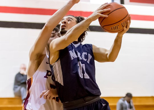Men's Basketball Loses Home Opener, Rebounds Vs Nyack