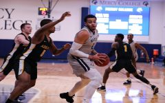 Men's Basketball Battles Valiantly; Falls Just Short Against No. 25 STAC