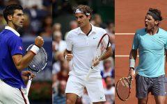 The Three Man Tennis Show