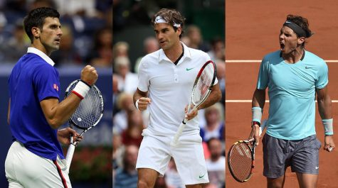 The Three Man Tennis Show
