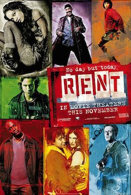 5 Of My All Time Favorite Songs From The Film Rent