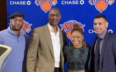 Black NY Knicks Legends, Staff Come Together to Share Business Wisdom