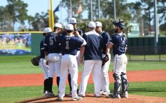 Mercy College Men's Baseball Wins Double Header Against New Heaven