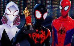 Alumni Draws Path To Animation on Spider-Man: Into the Spider-Verse