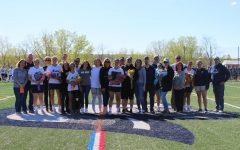 Women's Lacrosse earns win on Senior Day to Finish the Season 13-4