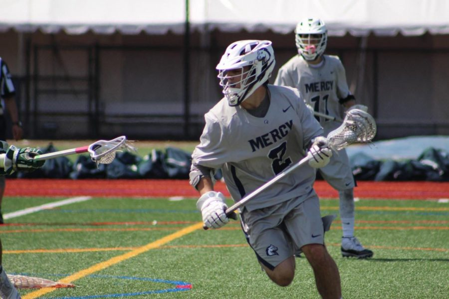 Men's Lacrosse Earns 14th Win and First Ever ECC Regular Season Championship as Chillianis Records Game-High Six Points